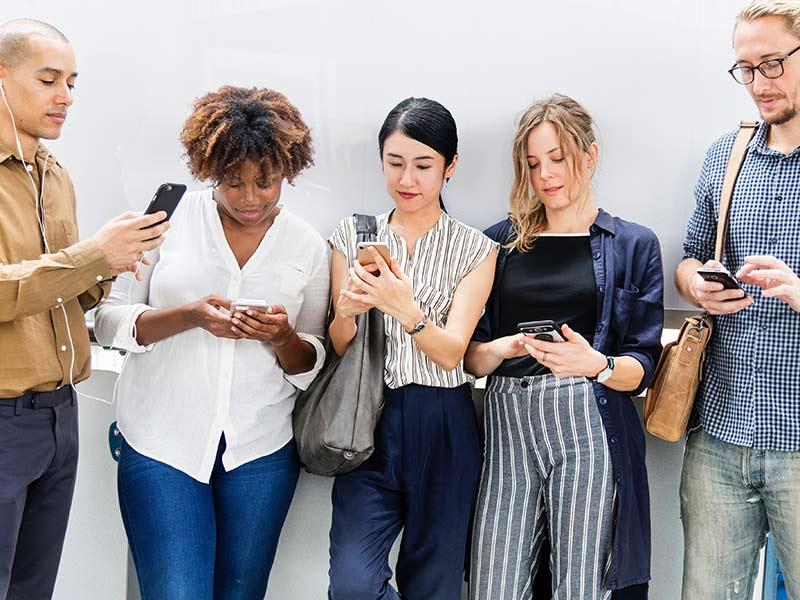 Social Media gathering