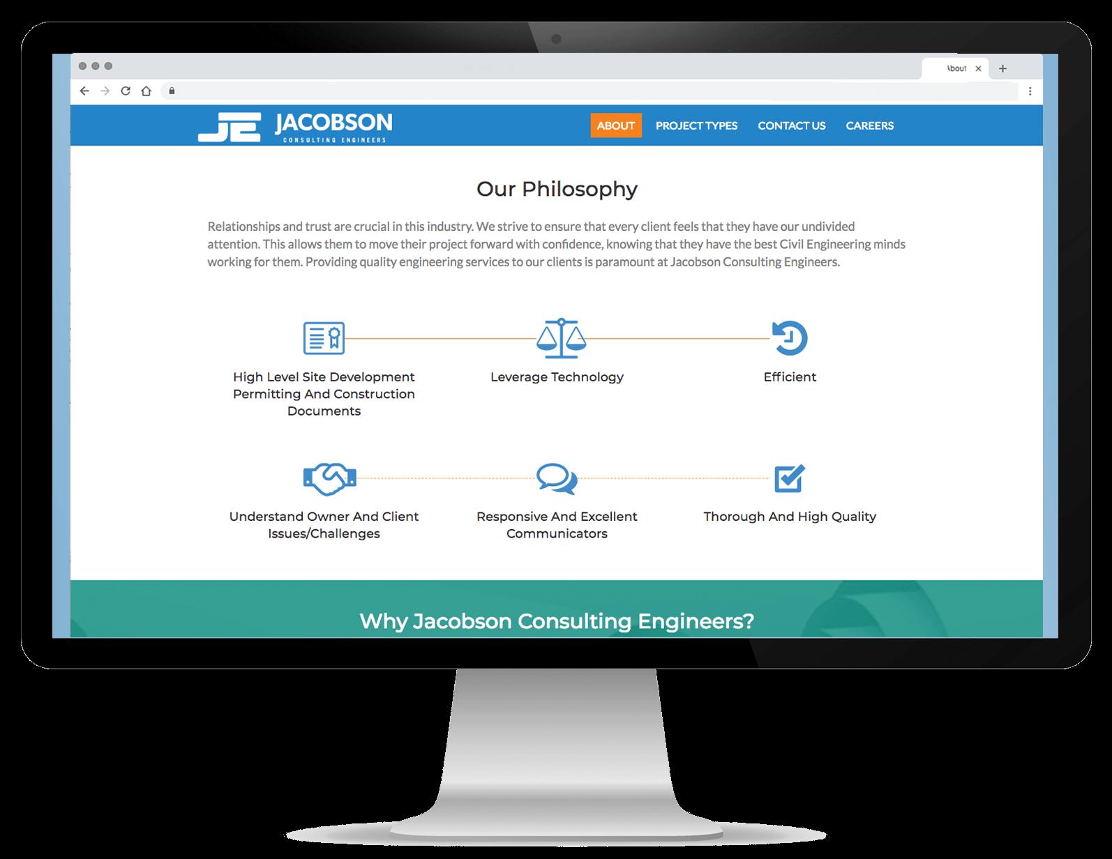 web-screen